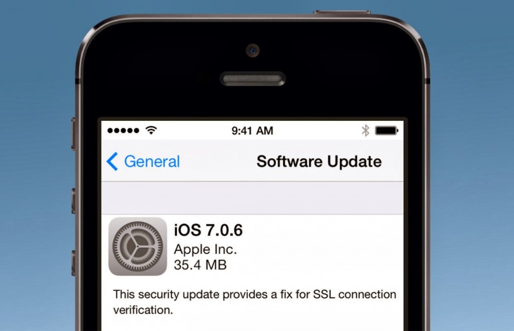 apple iphone software update ios