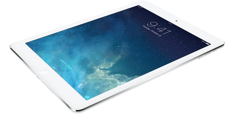 Функциональность iPad Air