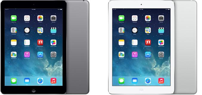 Технические характеристики iPad Air