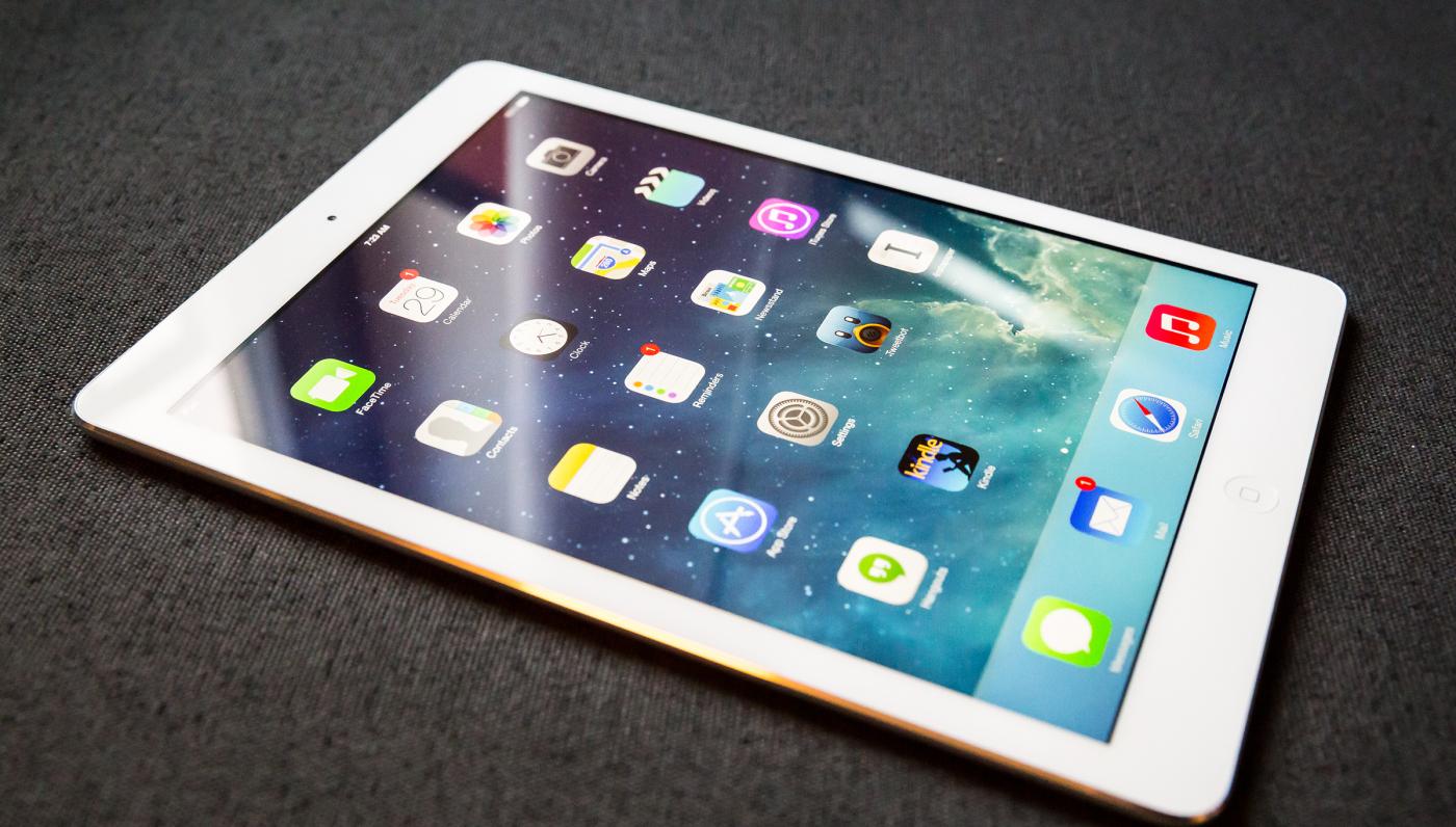 Обзор iPad Air: Apple снова делает великолепные большие планшеты