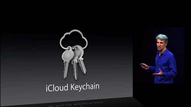 Известны страны, где поддерживается iCloud Keychain