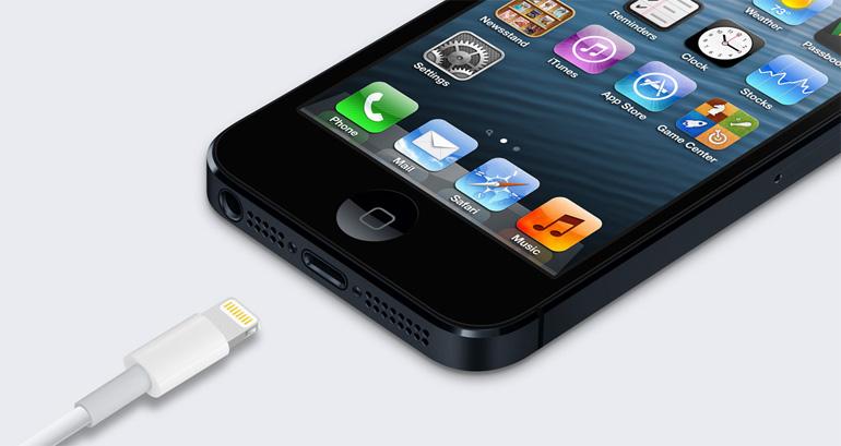 Lightning-разъем iphone