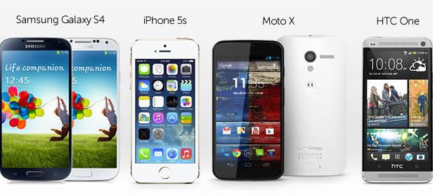 Владельцы iPhone 5S или Galaxy S4, в чем ваша проблема?