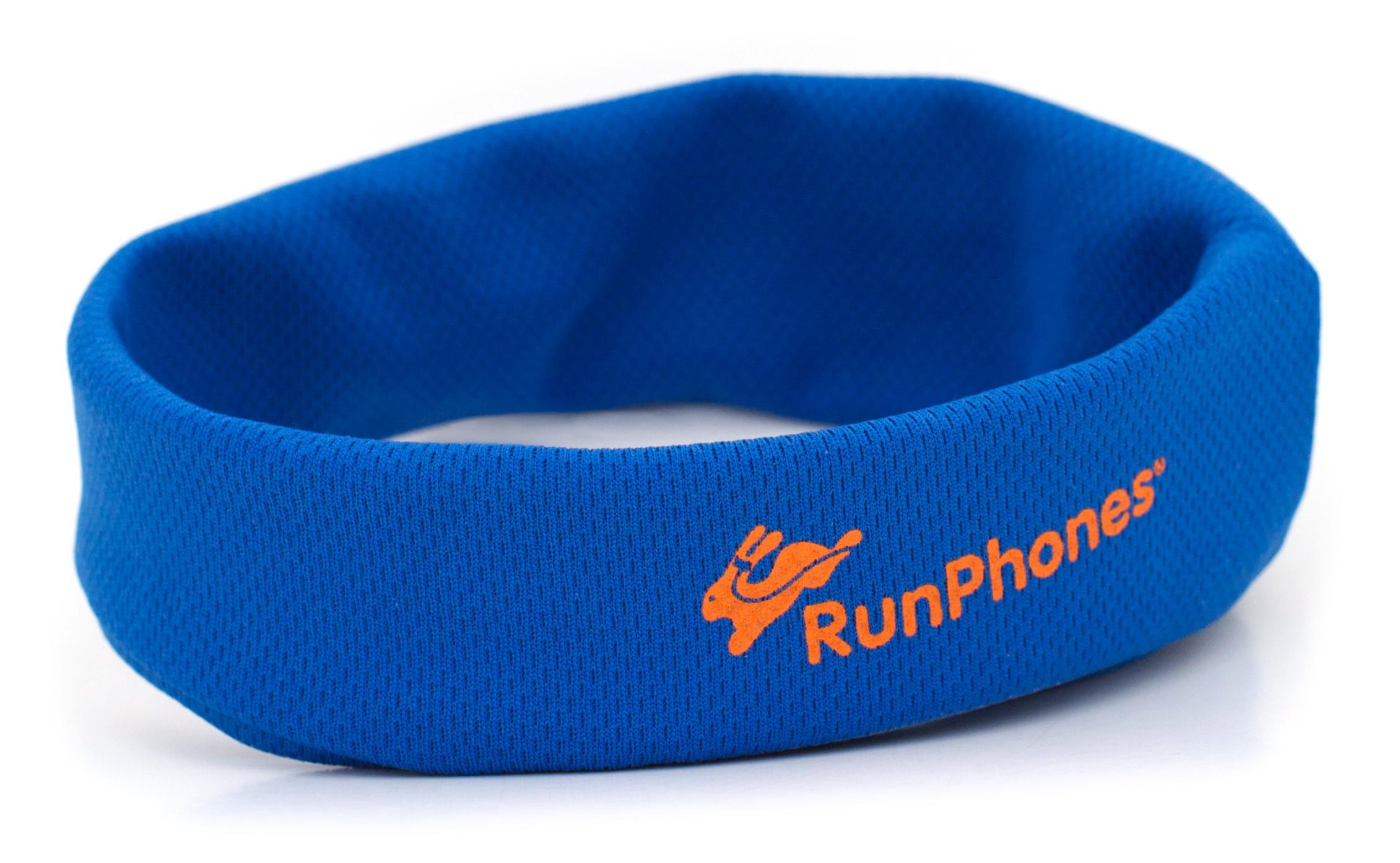 Повязка-наушники для бега RunPhones