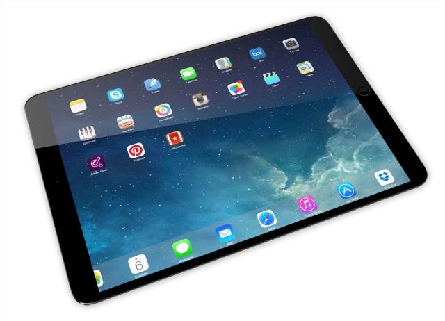 Снимки чехла для iPad Plus попали вСеть