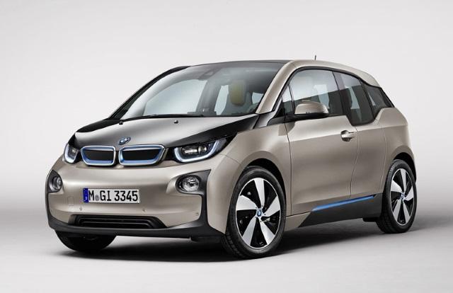 Первый электромобиль BMW будет оснащен «операционкой» отApple