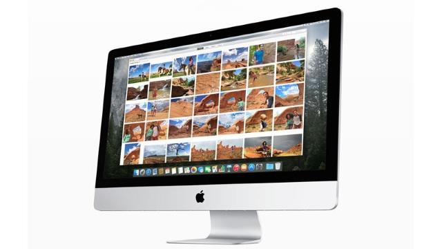 Обновленная версия iPhoto доступна для загрузки
