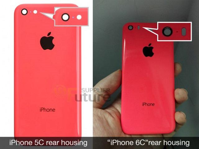 ВСеть попали первые фотографии iPhone 6c