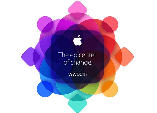 Конференция разработчиков WWDC 2015 пройдет с 8 по 12 июня