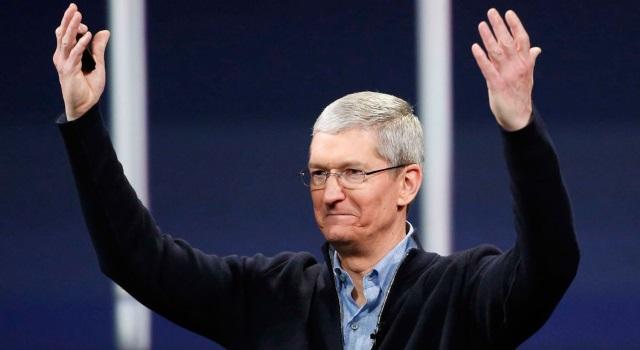 Первый квартал 2015 года стал для Apple рекордным