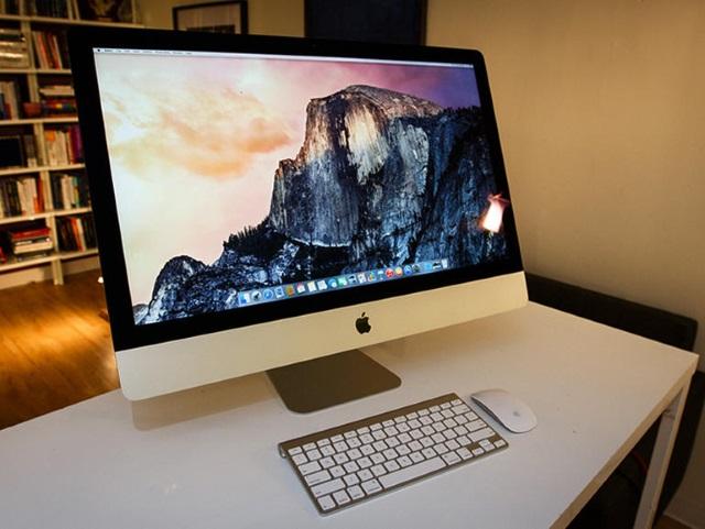 Вэтом году Apple выпустит новую модель iMac сразрешением дисплея 8K