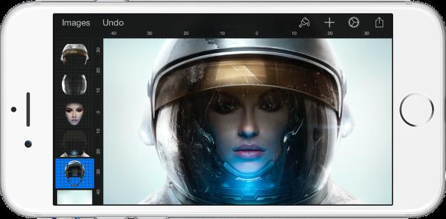Продвинутый графический редактор Pixelmator стал доступен наiPhone