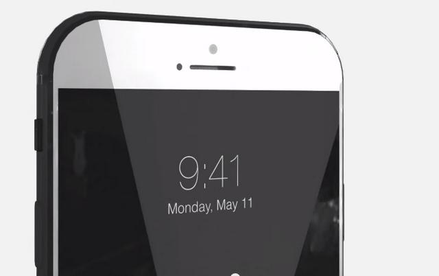 Реалистичный концепт 4-дюймового iPhone Air отдизайнеров изSET Solution