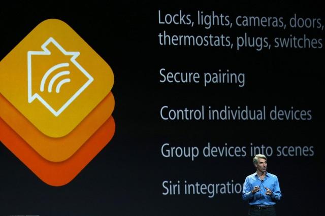 ВiOS 9появится специальное приложение для управления устройствами «умного дома»