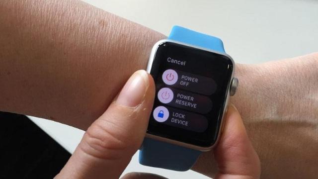 Как закрыть зависшее приложение наApple Watch?