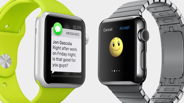 Как создать иотправить текстовое сообщение наApple Watch?