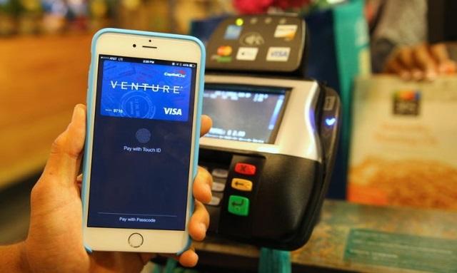 Apple Pay начала поддерживать еще 24банка икредитных организации