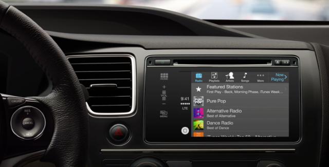 Поддержка CarPlay вавтомобилях концерна General Motors появится в2016 году