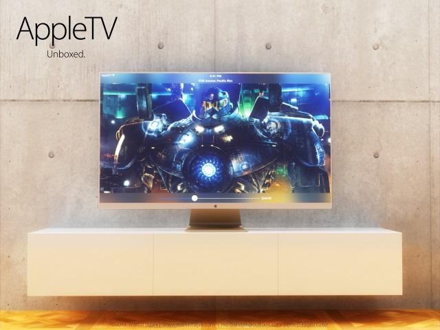 Apple небудет выпускать телевизоры
