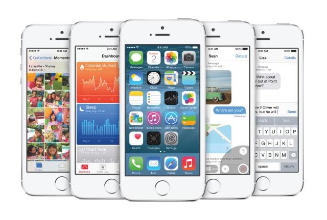 iOS 8установлена на82% мобильных устройств Apple