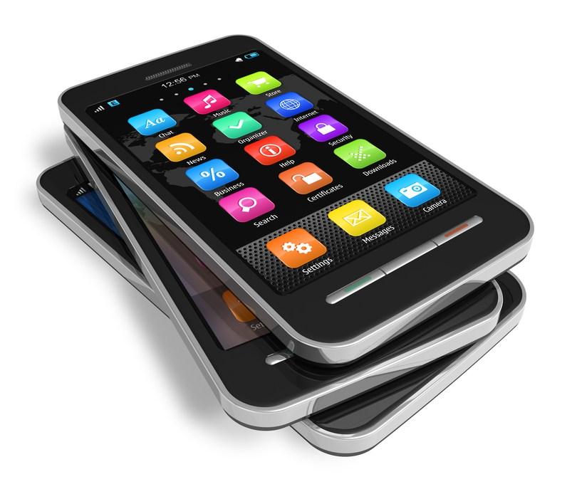 Мобильные телефоны сенсорные в картинках