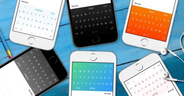 Альтернативная клавиатура для iOS 8SwiftKey обновилась новыми темами