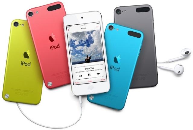СМИ: новый iPod Touch будет представлен осенью