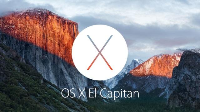 Apple выпустила третью бета-версию OSXEl Capitan