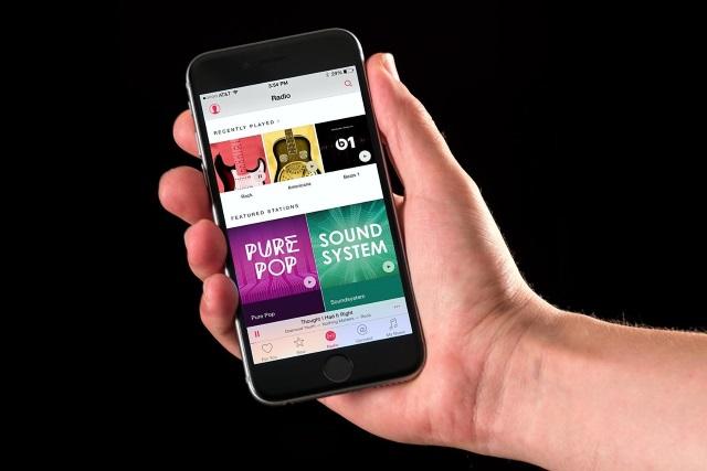Как сократить потребление трафика музыкальным сервисом Apple Music?