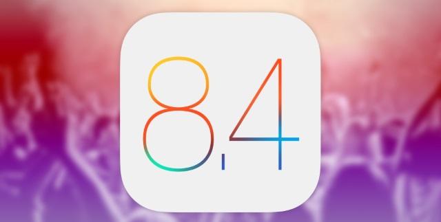 iOS 8.4.1 beta 2доступна для загрузки зарегистрированным разработчикам