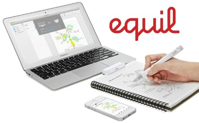 Equil Smartpen 2— на редкость«умная» ручка