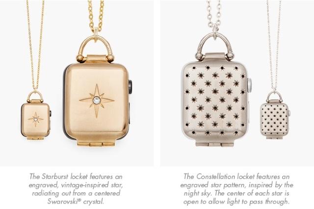 Bucardo сделала из Apple Watch карманные часы