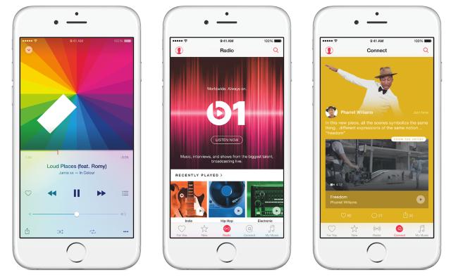 Apple выпустила iOS 8.4.1