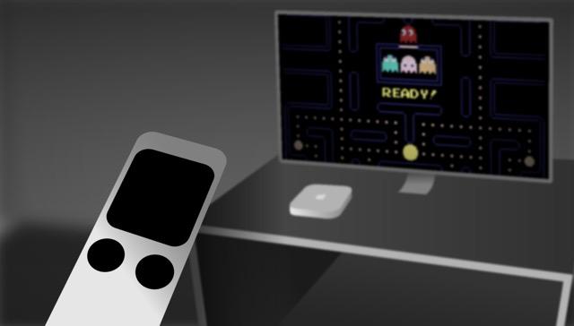 Пульт ДУ для новой Apple TV будет похож на геймпад от Nintendo Wii