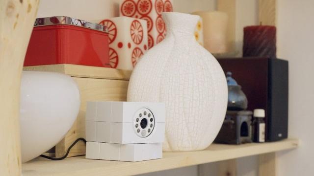 Amaryllo iCam HD— первая стильная беспроводная HD-камера