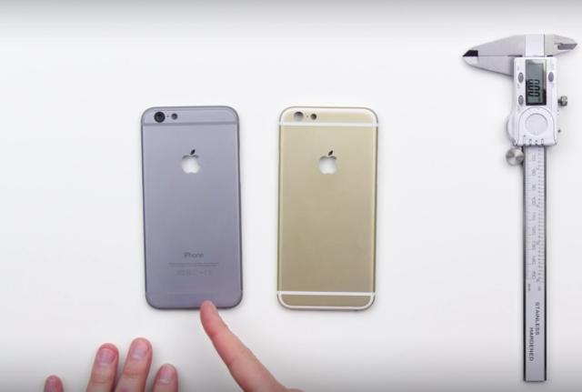 Корпус iPhone 6sокажется очень прочным илегким