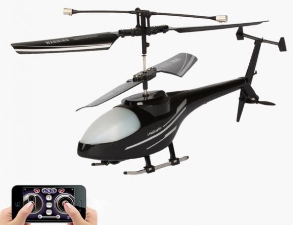 Вертолет дистанционного управления для iPad, iPhone, iPod i-Helicopter (HC-777-172)