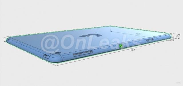 iPad mini 4станет уменьшенной версией iPad Air 2