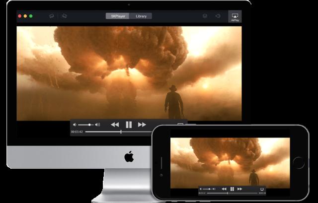 5KPlayer: лучший видеоплеер дляPC иMac споддержкой Apple AirPlay