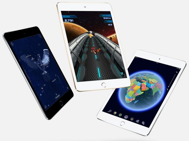 iPad mini 4— тихое, носерьезное обновление