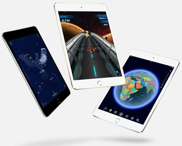 iPad mini 4оказался быстрее iPhone 6