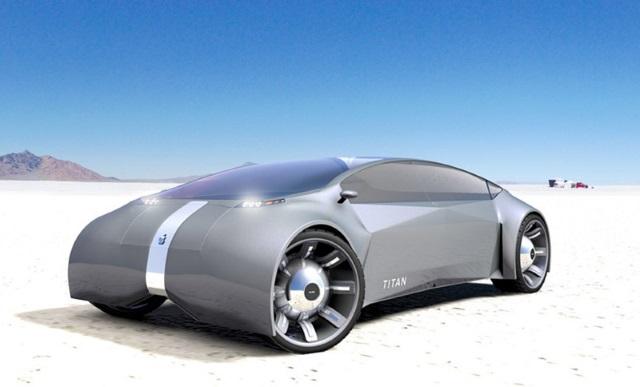 Apple может представить свой электромобиль в2019 году