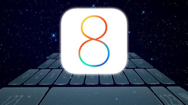iOS 8установлена на87% мобильных устройств Apple