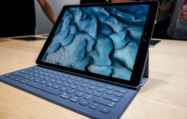 Smart Keyboard для iPad Pro— такой клавиатуры вы еще не видели