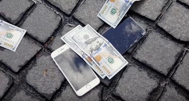 iPhone 6s и iPhone 6s Plus протестировали на выносливость