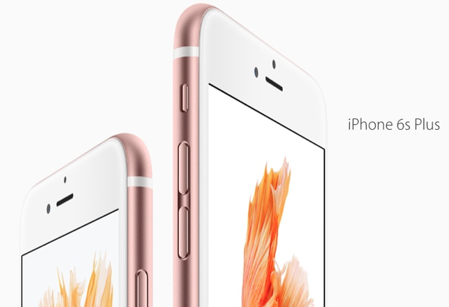 Емкость аккумулятора iPhone 6s Plus меньше, чем в iPhone 6 Plus