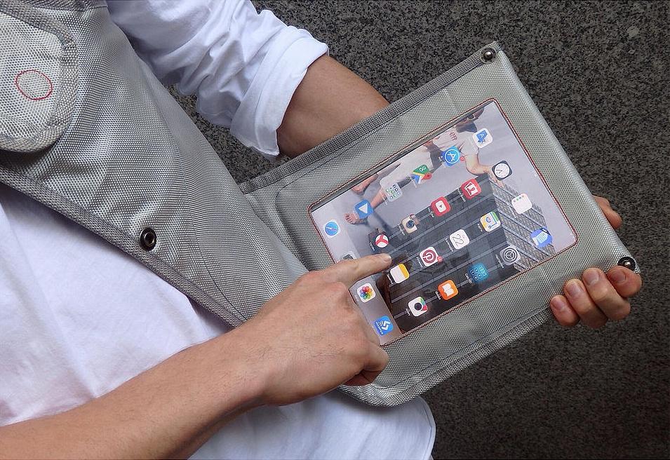 iSlingbag – удобная инновационная сумка для iPad, iPhone и не только
