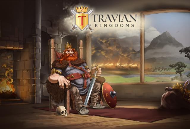 Travian: Kingdoms— эталонная браузерная игра (обзор)