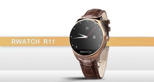 Обзор RWATCH R11— смарт-часы с круглым дисплеем и функциональным ИК-портом