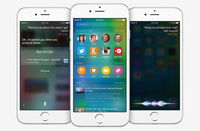 Apple выпустила iOS 9.1 beta 5